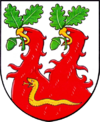 Coat of arms of Mladeč