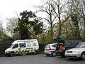 Mobile Vet in the Co-op car park - geograph.org.uk - 373687.jpg
