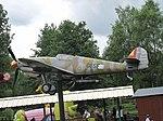 Model of Messerschmitt 109 (parc Saint-Paul).jpg