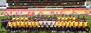 Monarcas Morelia - Squad for season 2012.