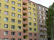 Panelové domy historie