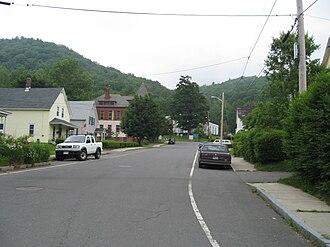 Monroe, Massachusetts - Image: Monroebridge 1