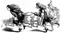 Monsieur de Pourceaugnac, illustration1, Gérard Seguin, 1857.png