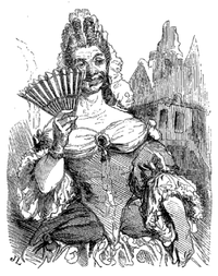 Monsieur de Pourceaugnac, illustration5, Janet-Lange, 1851.png