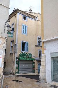 Montélimar - Maison dite de Diane de Poitiers 1.JPG