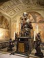 Monti - palazzo dei cavalieri di Rodi - oratorio di s Giovanni affreschi dalla casa di Flaminio Ponzio 1220883.jpg
