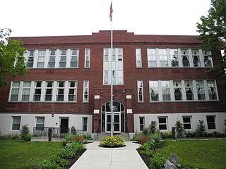 Montour Falls Union Grammar School
