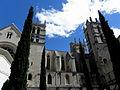 Montpellier (34) Cathédrale Saint-Pierre Extérieur 14.JPG