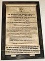 Monument for James Borland, d 1863 at St Mary's church, Teddington.jpg