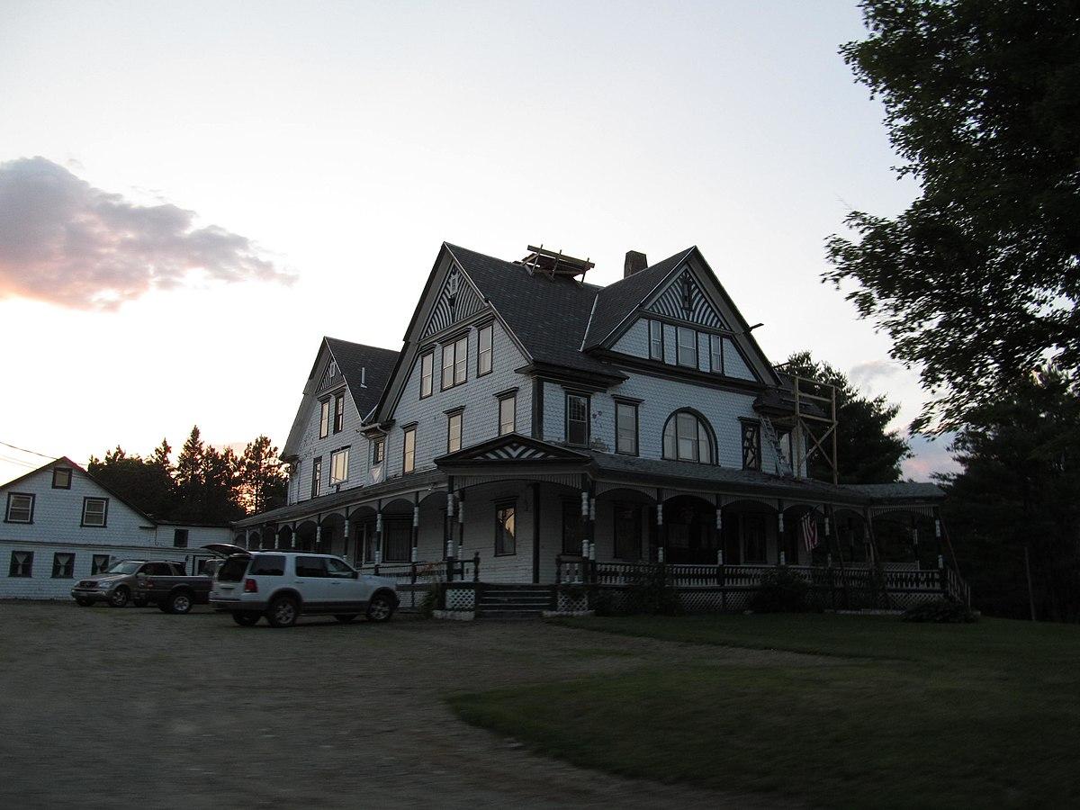 Moody Mansion (Pittston, Maine)