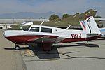 Mooney M.20K 'N6LL' (26517338601).jpg