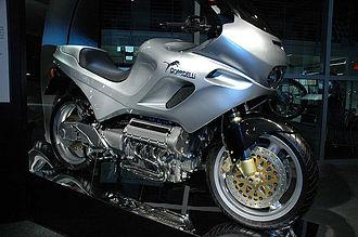 Morbidelli - Morbidelli V8 at the Barber Vintage Motorsports Museum.