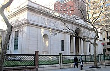 Morgan Library And Museum Wikip 233 Dia