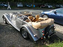 Morgan Motor Wikipedia