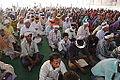 Morning Prayers - Rawatpura Sarkar Ashram - Chitrakoot - Satna 2014-07-05 6216.JPG