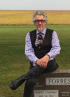 Gary Jeshel Forrester Australian-New Zealand musician and writer
