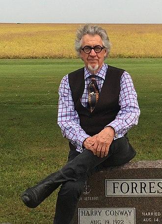 Gary Jeshel Forrester - Forrester in Morrisonville, Illinois 2016