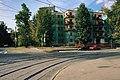 Moscow, Bolshoy Matrossky Lane, 1st Boevskaya Street and Matrosskaya Tishina (21060308498).jpg