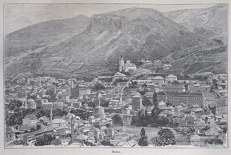 File:Mostar Historic View.jpg