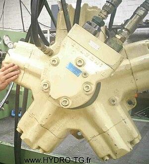 Hydraulic motor - Calzoni hydraulic motor