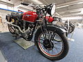 Motor-Sport-Museum am Hockenheimring, Red CM 500 with OHV engine, pic2.JPG
