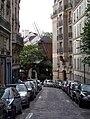 Moulin de la Galette, Paris 12 August 2006.jpg