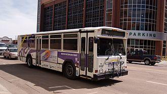 Mountain Metropolitan Transit - Image: Mountain Metropolitan Transit 9912