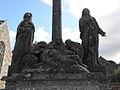 Moustéru (22) Calvaire du cimetière 02.JPG