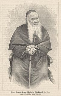 Armand-François-Marie de Charbonnel Catholic bishop