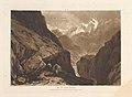 Mt. St. Gothard (Liber Studiorum, part II, plate 9) MET DP821356.jpg
