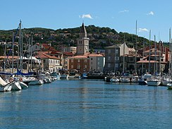 Pic of Muggia from Wikipedia