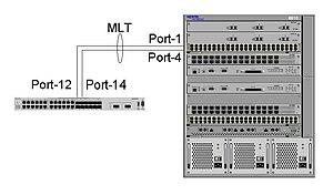 Multi-link trunking