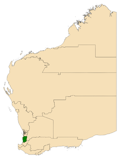 Electoral district of Murray-Wellington state electoral district of Western Australia