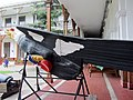 Museo Maritimo -patio interior -mascaron del buque escuela Esmeralda f2.jpg