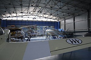 Museo dell'Aeronautica Gianni Caproni Saiman 202.JPG