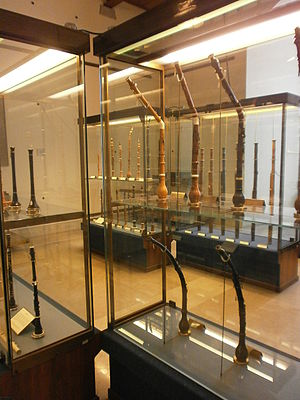 Museum of Musical Instruments (Milan) - Image: Museo strumenti musicali milano 1