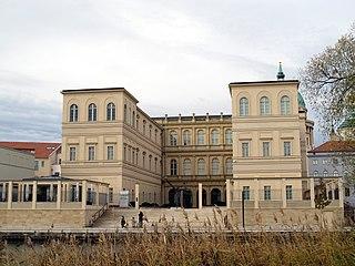 Art museum in Potsdam