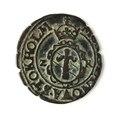 Mynt av silver. 2 öre. 1573 - Skoklosters slott - 109011.tif