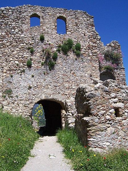 File:Mystras Fortress2.JPG