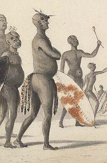 Mzilikazi Zulu king