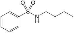 N-Butylbenzolsulfonamid – Wikipedia