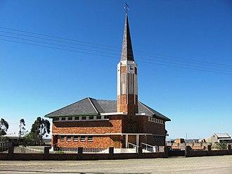 Rietbron - Dutch Reformed Church Rietbron