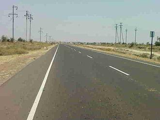 Akola - National Highway No. 6 passes through Akola.