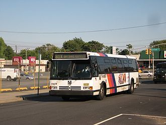 Greenville, Jersey City - NJT 81