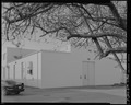 NORTHEAST CORNER - Machine Shop Annex, Second Street, Keyport, Kitsap County, WA HABS WA-265-5.tif