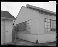 NORTH REAR, NORTHWEST CORNER - Smith Shop, West side of Groner Street, South of Second Street, Keyport, Kitsap County, WA HABS WA-263-3.tif
