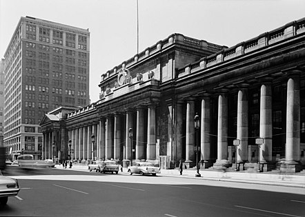 Pennsylvania_Station_(New_York_City) on Penn State Library Floor Plan