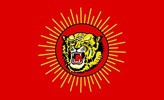Tamil Nadu Legislative Assembly election, 2016 - Image: Naam tamilar katchi flag