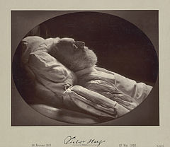 Nadar, Victor Hugo on His Deathbed - Getty Museum.jpg