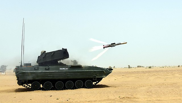 Tank Hunter namica